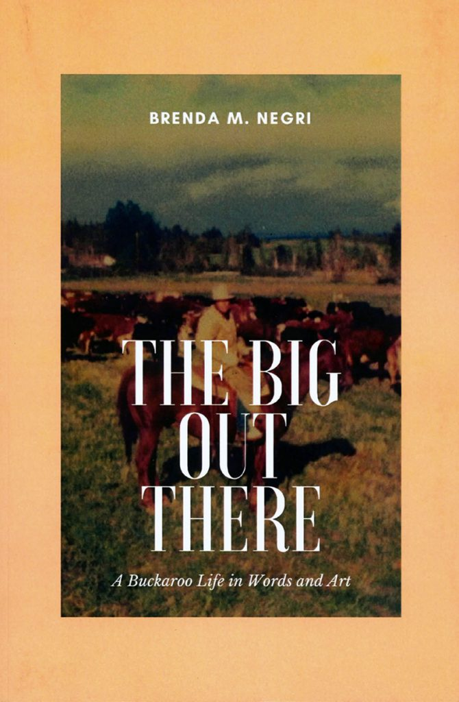 the book cover of The Big Out There