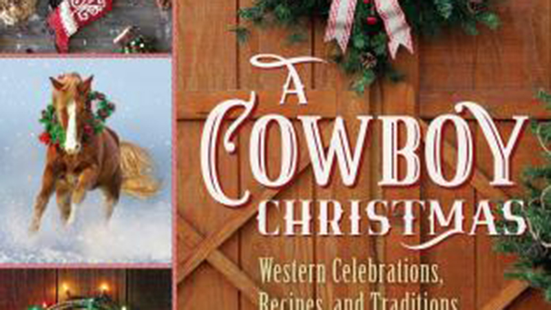 The cover of the Christmas book, A Cowboy Christmas by Shanna Hatfield.