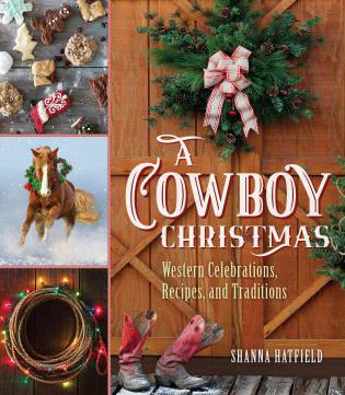 A Cowboy Christmas book is a perfect gift.