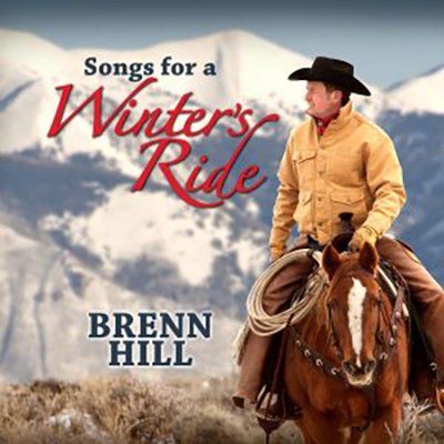 Cowboy singer/songwriter Brenn Hill released his second Christmas album for the holidays.