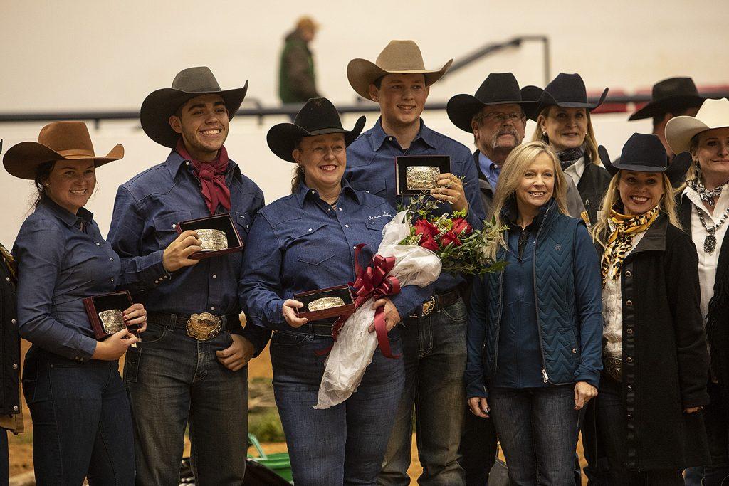 North Central Texas College win Collegiate Colt Starting Challenge