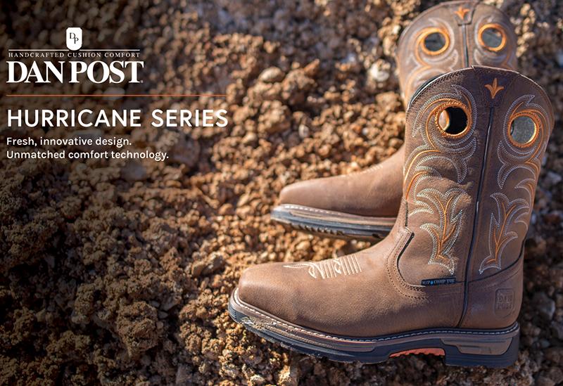 Dan Post Hurricane Boots