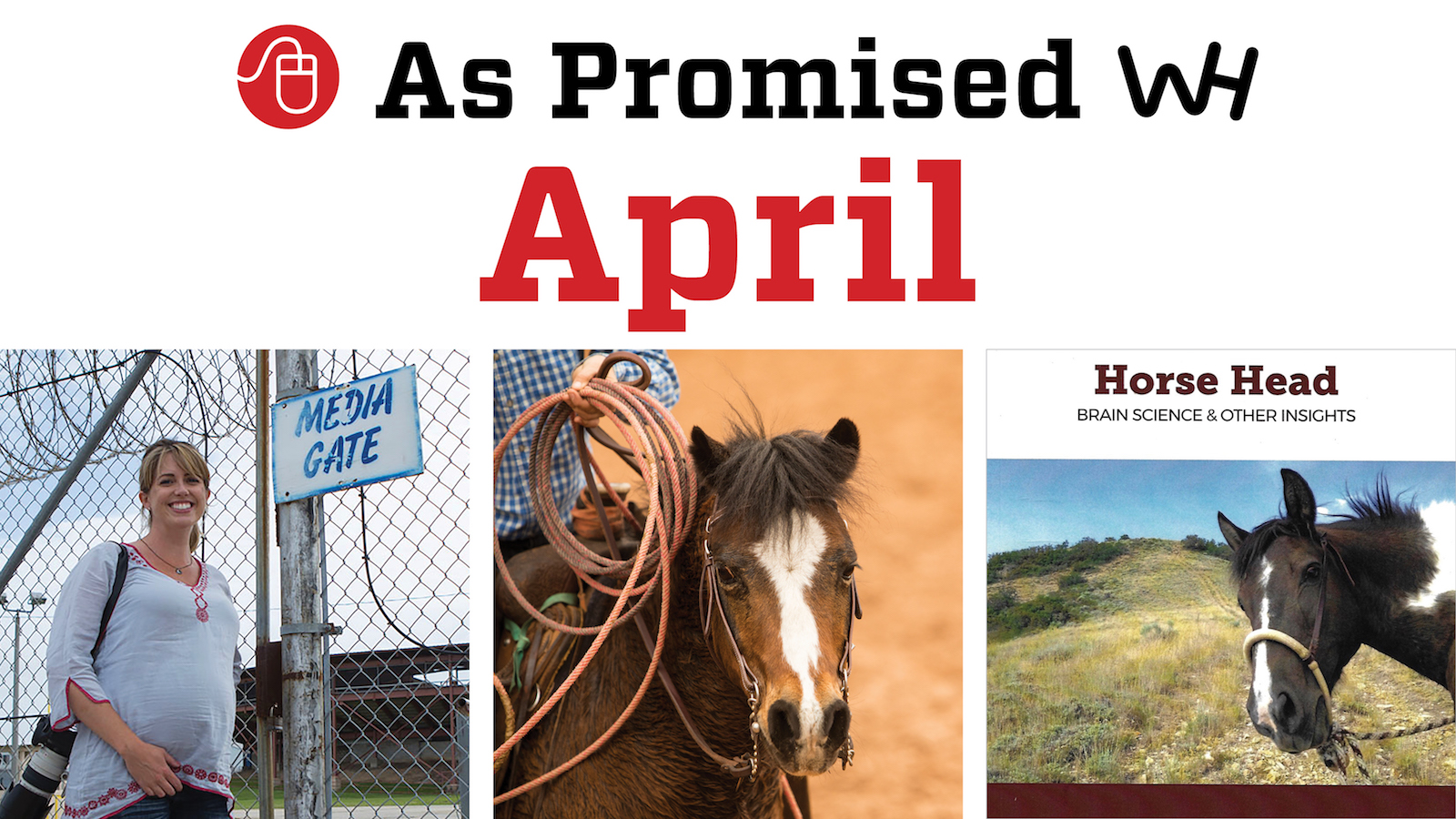 April 2020 promised content