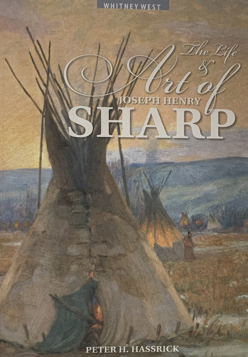 Life and Art of Joseph Henry Sharp is perfect for fans of Western art.