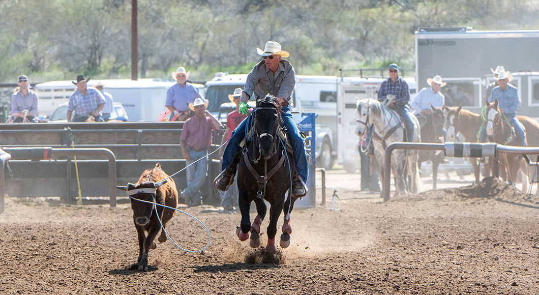 James Cotteral ropes at Sunshine Classic