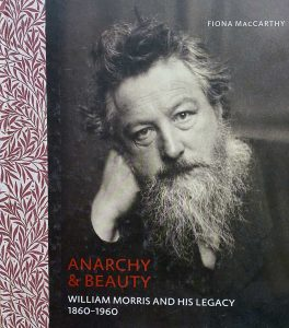 MacCarthy wrote the book Anarchy & Beauty about Morris' life.