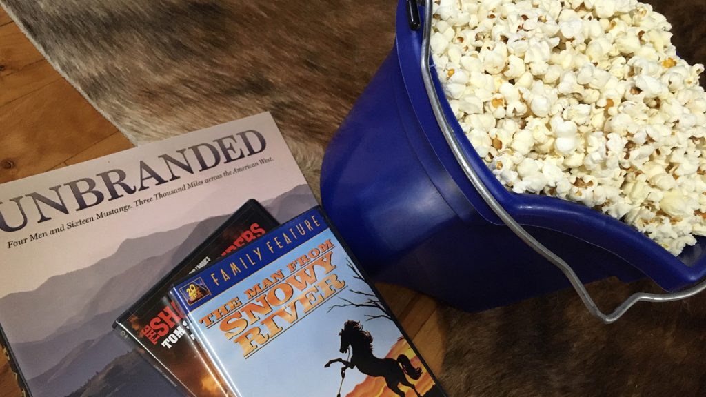 Watch these horse-themed movies recommended by Western Horseman staff.
