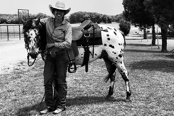 Pony of the Americas are stout, strong, and good-minded horses with Appaloosa spots.