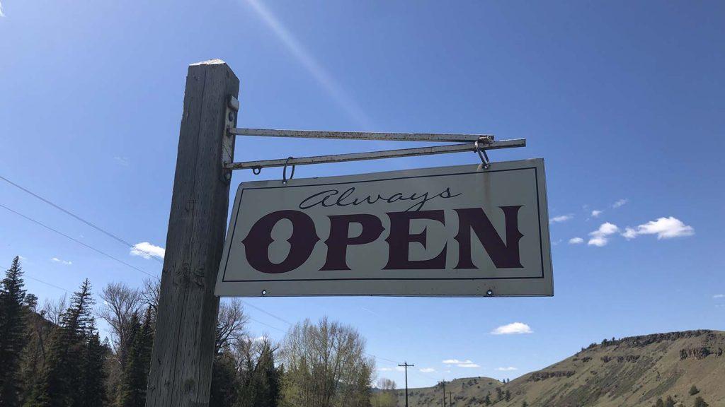Liza Jane's Farmstand is always open