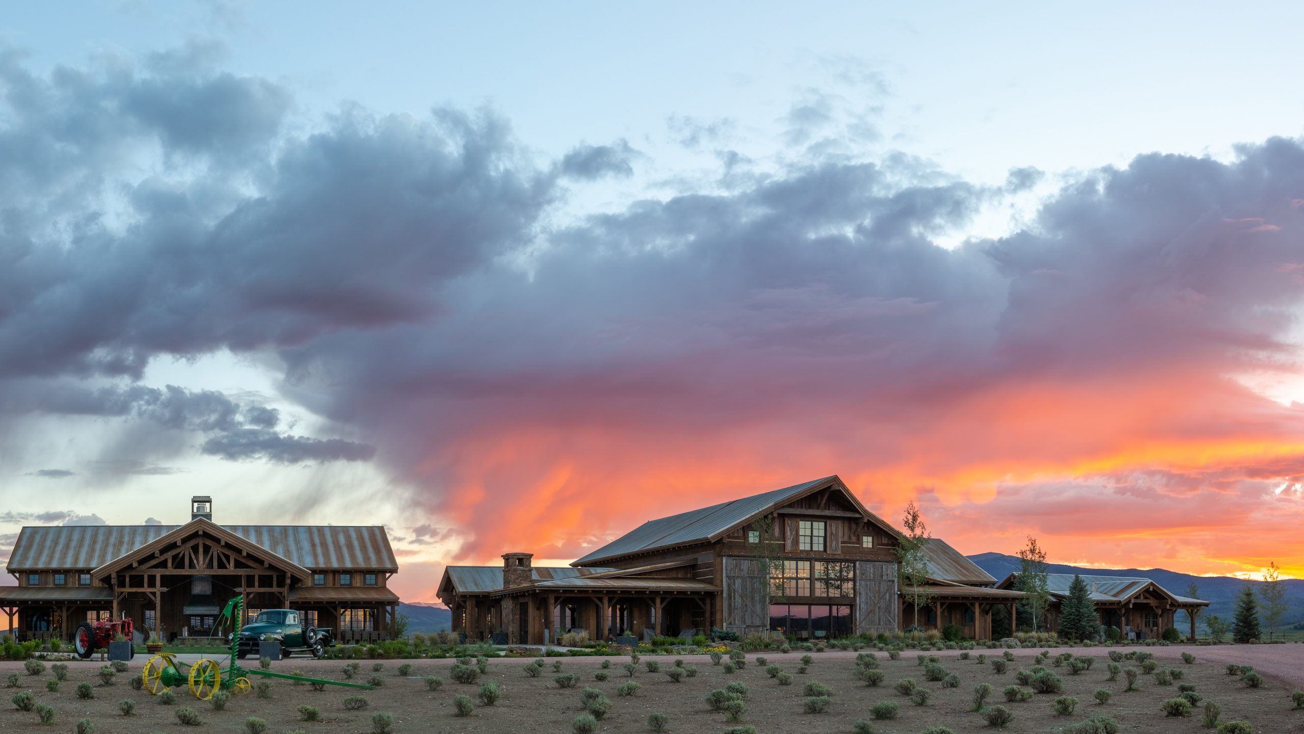 Brush Creek Ranch in Saratoga, Wyoming