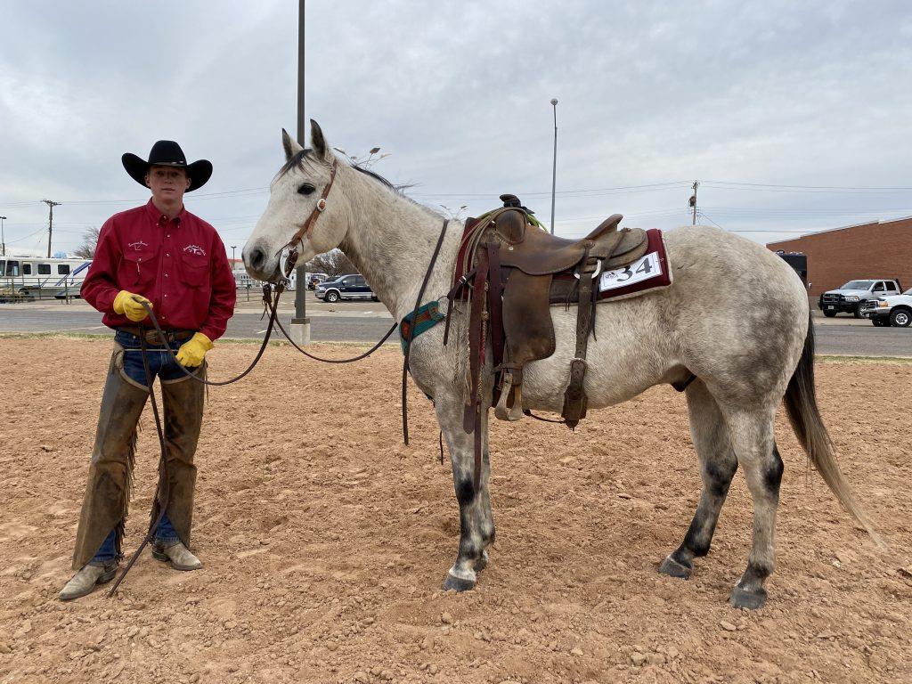 WRCA Top Horse Contender Cowboys Dream 155