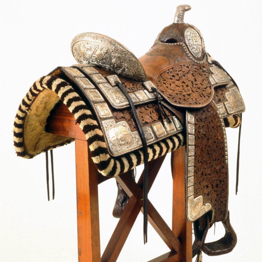 Edward Bohlin Mission saddle