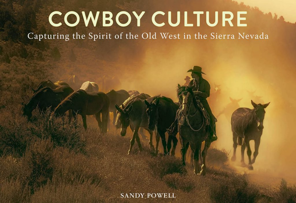 Cowboy Culture boo by Sandy Powell