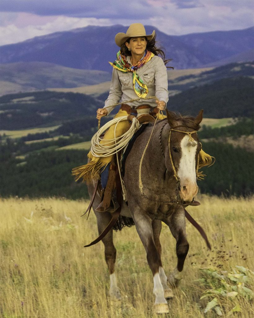 Tammy Pate celebrates cowgirl spirit and artistry.