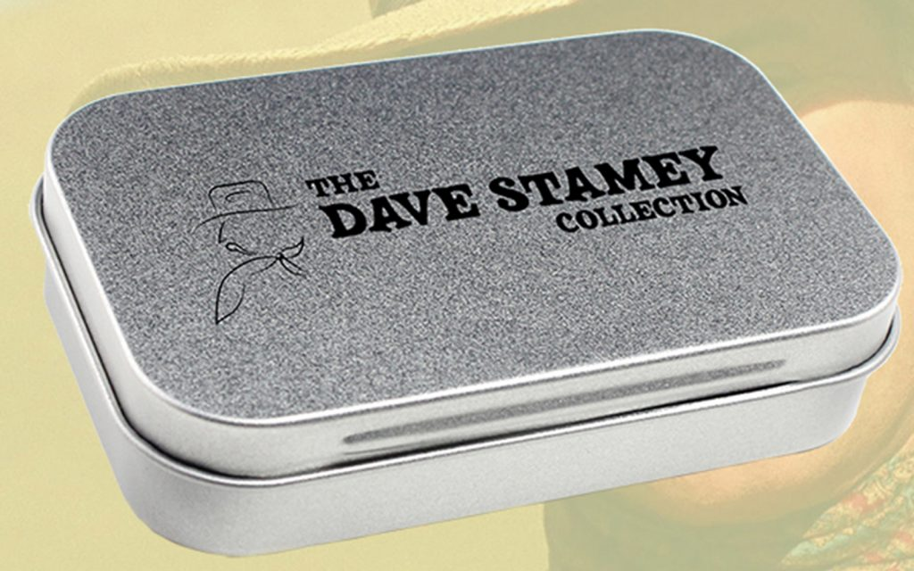 The Dave Stamey Collection contains cowboy songs