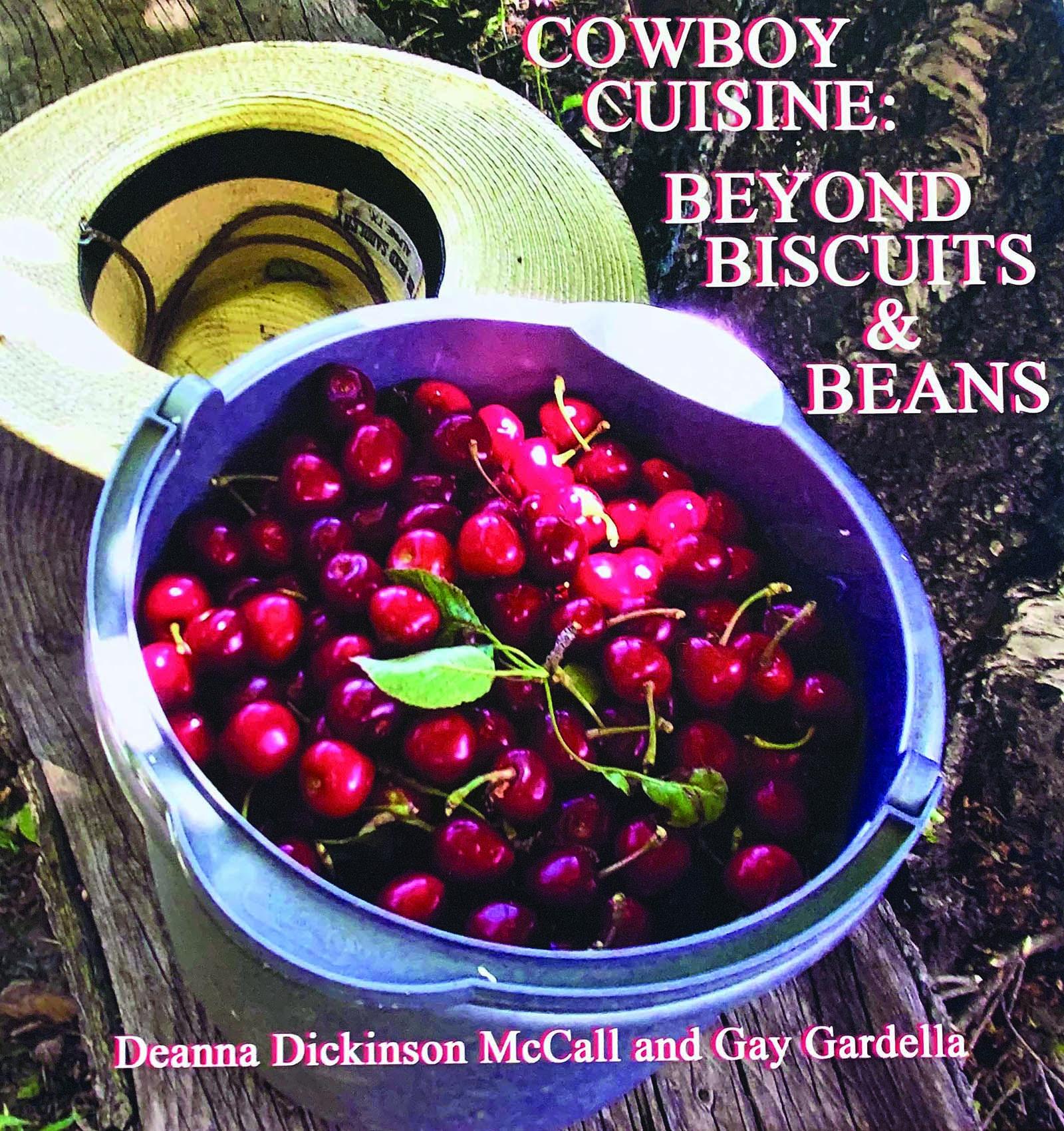 Deanna Dickinson McCall created a new cowboy cookbook