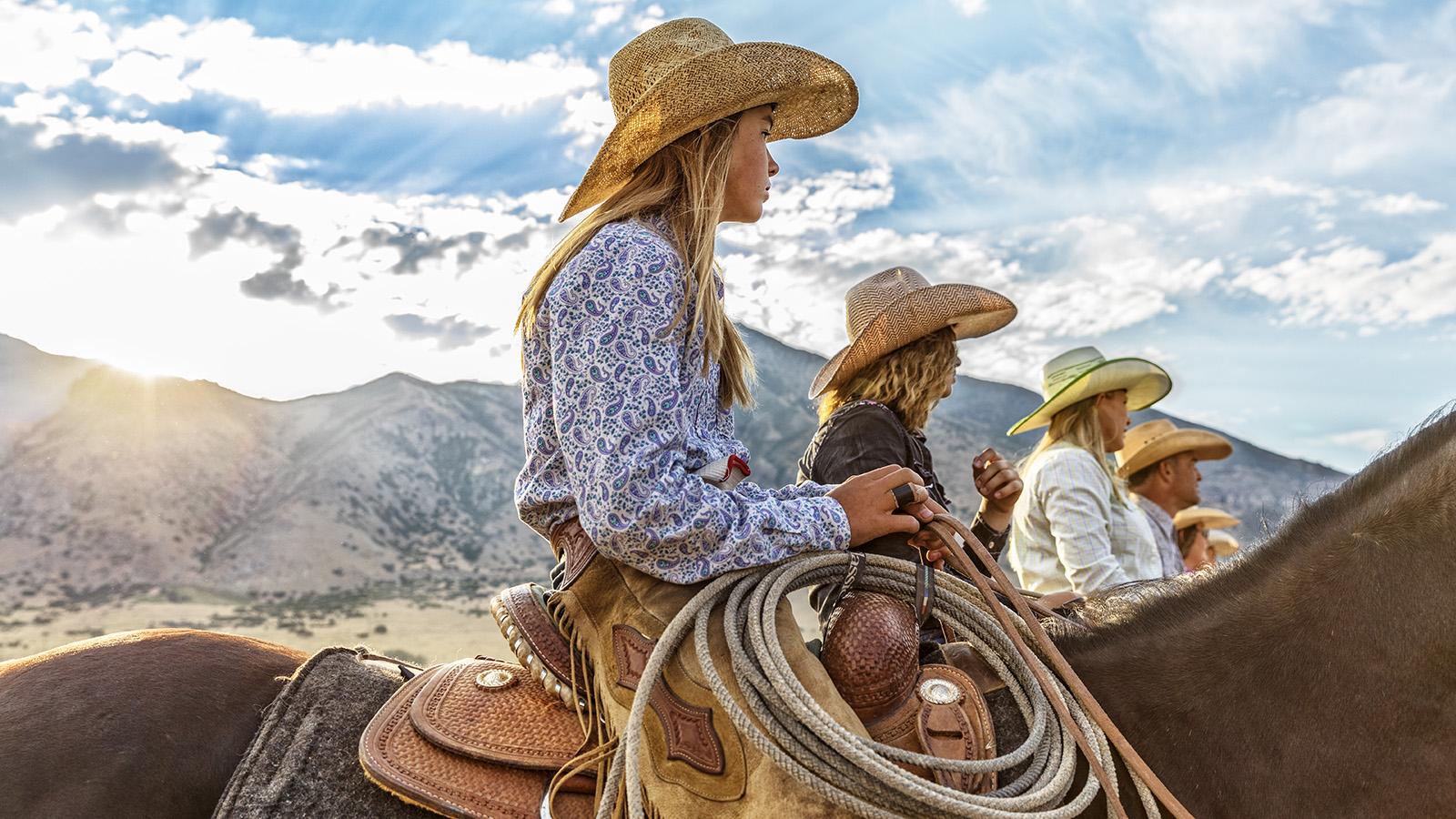 cowgirl magic