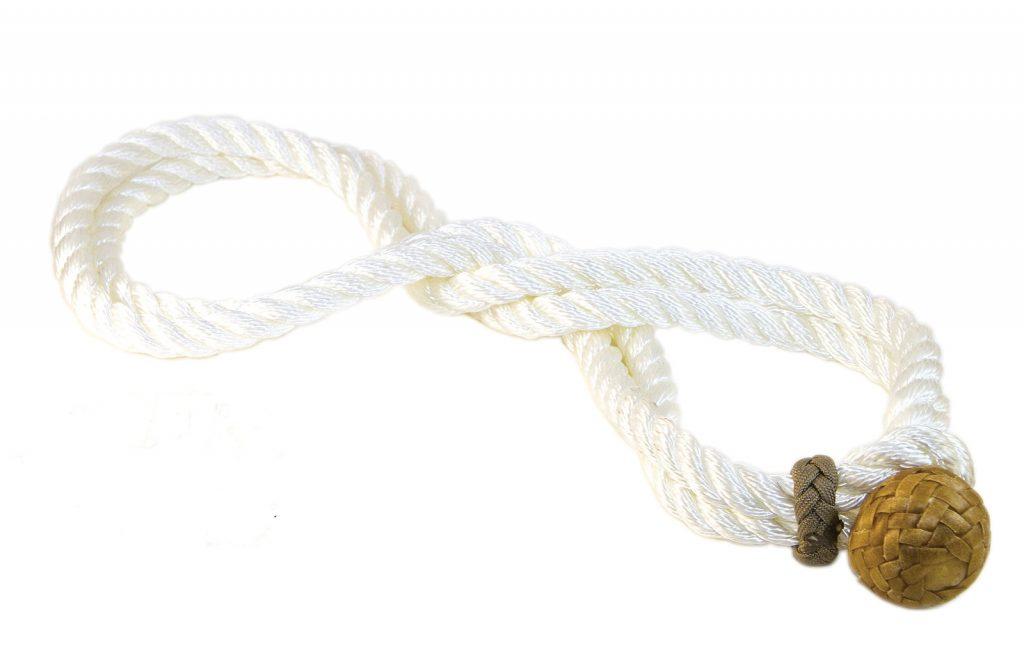 Simple rope hobbles