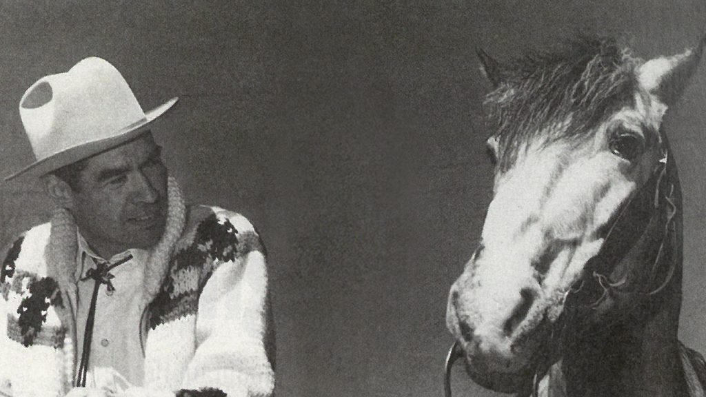 George B. Hatley was an Appaloosa promoter and influential horseman of the Silent Generation.