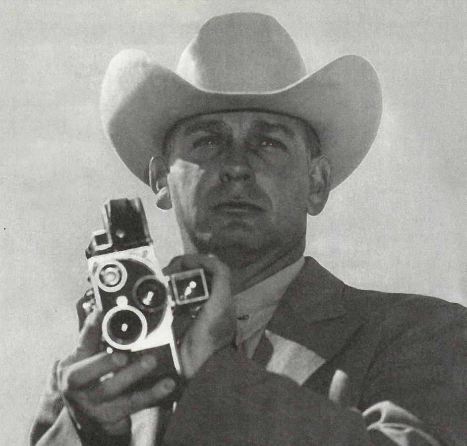 Monte Foreman, an influential horseman born in the G.I. Generation.