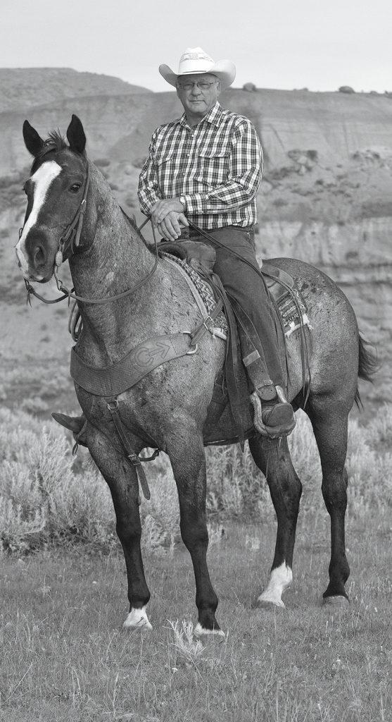 Bill Blankenship Montana cowboy