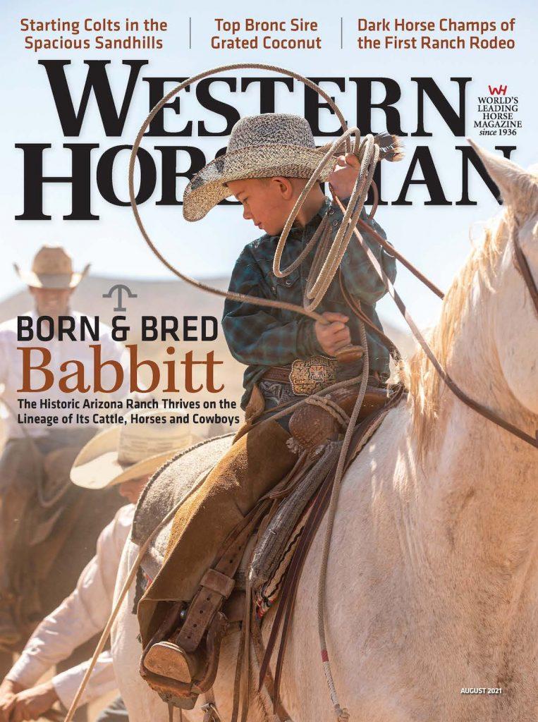 August 2021 Western Horseman