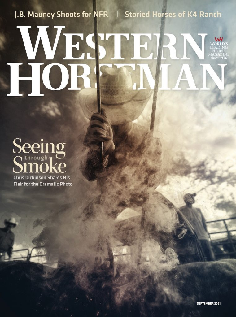 Western Horseman September 2021