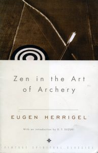 """""""Zen in the Art of Archery"""" is a great western read for those involved with horsemanship."""