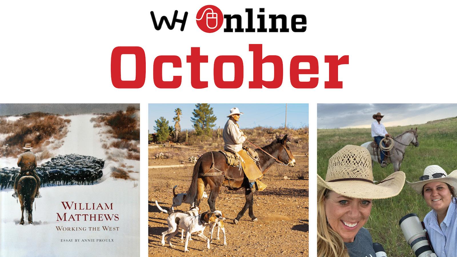 October Online Content