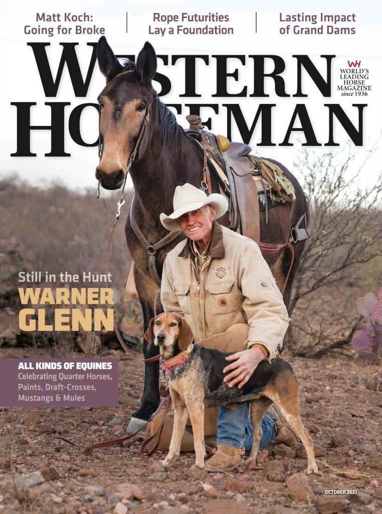 Western Horseman October 2021 Issue